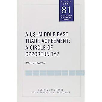 A US-Middle East Trade Agreement: A Circle of Opportunity? (Policy Analyses in International Economics)