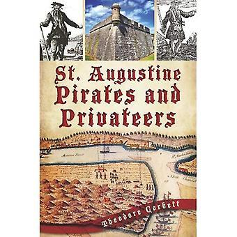 St. Augustine piratas e corsários