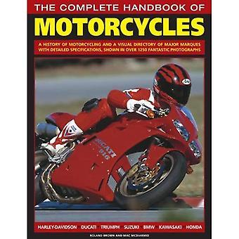 Het volledige handboek van motorfietsen