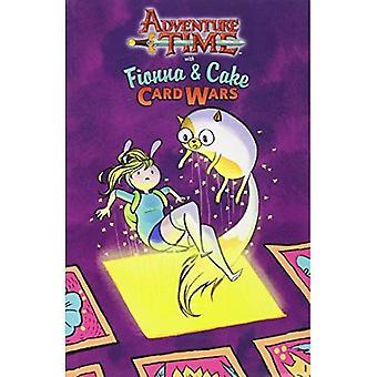 Äventyr tid: Fionna & tårta Card Wars