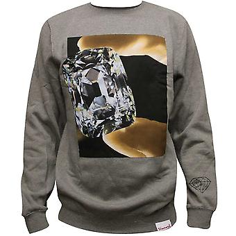 Heather de Sweatshirt Gem Diamond Supply Co.