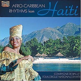 Compagnie ritmes De Danse D'Haiti - Afro-Caribische ritmes uit Haïti [CD] USA import