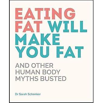 Comer gordura vai fazer você gordura