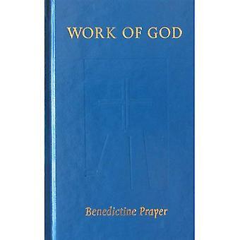 Guds verk: Benedictine bönbok