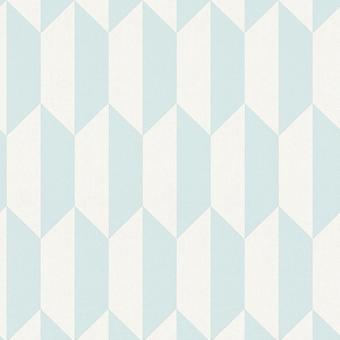 3D Effect Geometric Wallpaper Retro Vintage Textured Vinyl AS Creation
