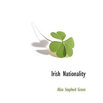 Cittadinanza irlandese di verde & Alice Stopford