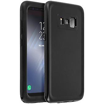 Wasserdicht Case 6m, IP68 Samsung Galaxy S8 Black