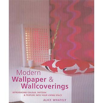 Wallpaper and Wallcoverings - Introducing Colour - Pattern and Texture