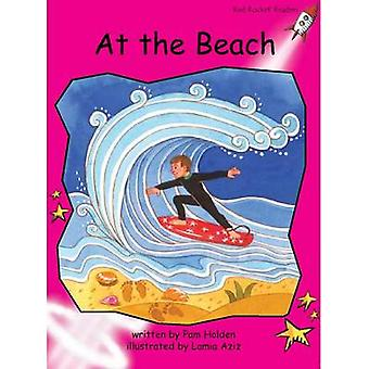 At the Beach by Pam Holden - Lamia Aziz - 9781927197516 Book