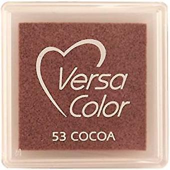 Versacolor pigment blekk pad liten - kakao