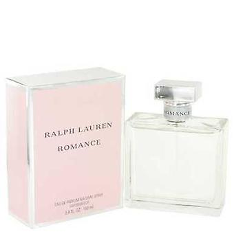 Romantiek door Ralph Lauren Eau de parfum spray 3,4 oz (vrouwen) V728-401098