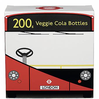 Licensed london underground™ vegan cola bottles (200g)
