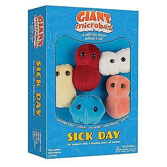 Giant Microbes Blind Date Mini Microbe Gift Box Set