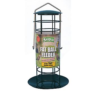 Supa Premium Fat Ball Bird Feeder With Tray
