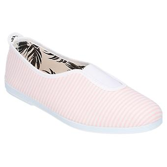 Flossy Womens Rayuela Slip On Shoe Light Pink