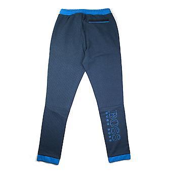 Hugo Boss Helnio Pantaloni Blu/Nero
