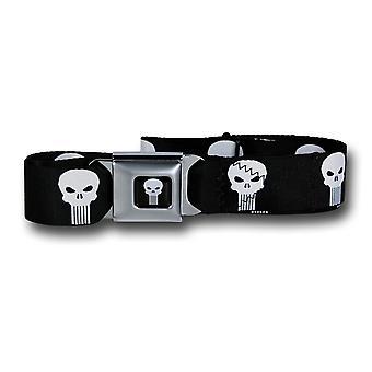 Punisher symbolit turvavyö vyö