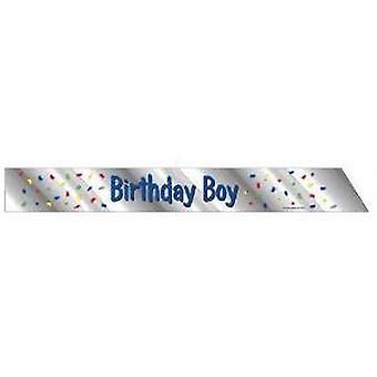 Creative Party Birthday Boy/Girl Sash