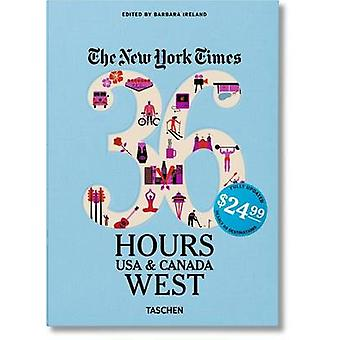The New York Times - 36 Hours - USA & Canada - West by TASCHEN - Barba