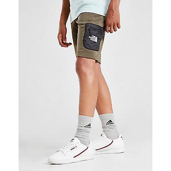 New The North Face Boys' Mittellegi Shorts Green