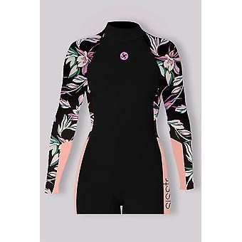 Sisstrevolution 7 seas 2/2 girls long sleeve spring suit