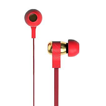 Tribe Iron Man Logo Stereo In-Ear Earphones