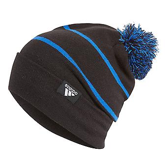 adidas New Zealand All Blacks Knitted Woolie Beanie Hat Black/Blue