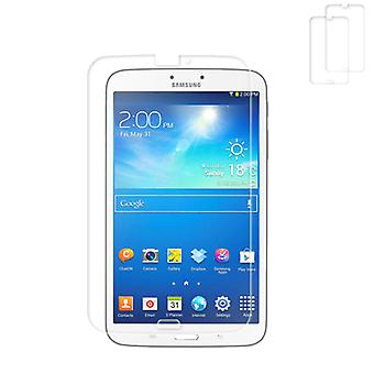 Samsung Galaxy Tab 3 8,0 folie skærm Protector display Protector 2stk film