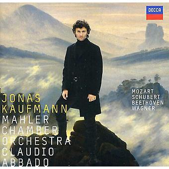 Jonas Kaufmann - Jonas Kaufmann zingt Mozart, Schubert, Beethoven & Wagner [CD] USA import