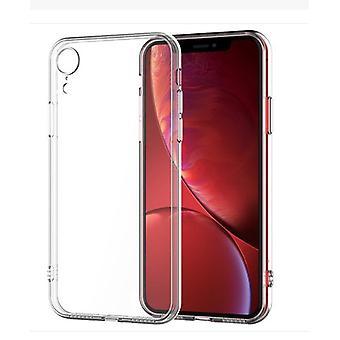 iPhone XR用のクリアケース