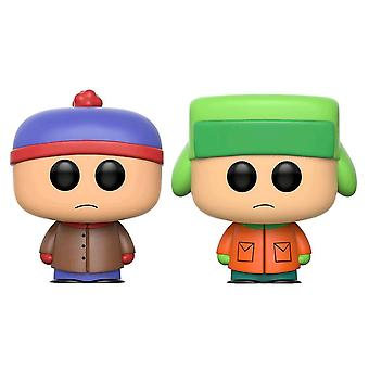 South Park Stan & Kyle US Exclusive Pop! Vinyl 2 Pk