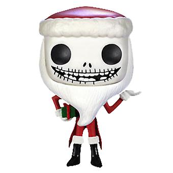 The Nightmare før jul Santa Jack pop! Vinyl