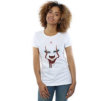 It 第2章 女性とアポス;ペニーワイズポスター凝星Tシャツ