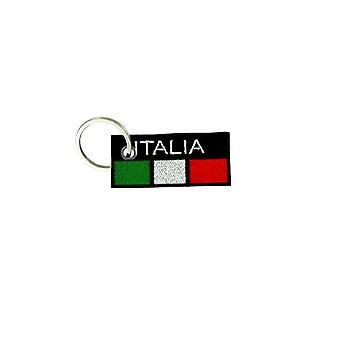 Cle Cles Clef Brode Patch Ecusson Flag Italian Italia Carre