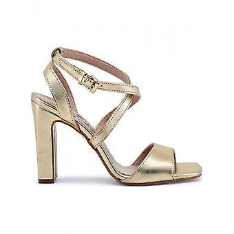 Paris Hilton - Shoes - Sandal - 1519_PLATINO - Women - lemonchiffon - 41