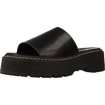 Yellow Pale Subliminal Sandals Color Black