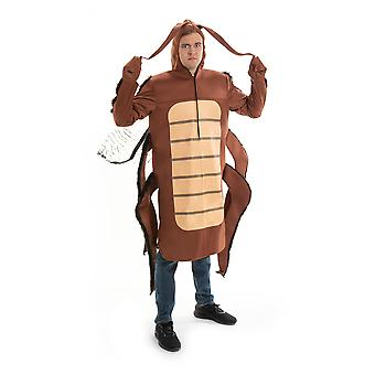 Creepy Cockroach Adult Costume