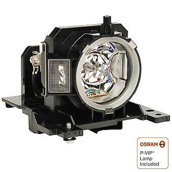Lampada per proiettori di sostituzione potenza Premium con lampadina OSRAM per 3M 456-8755G