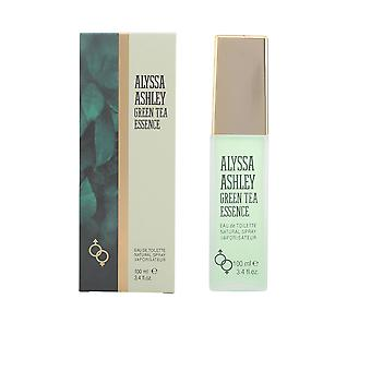 Alyssa Ashley Green Tea Essence Edt Spray 100 Ml für Damen