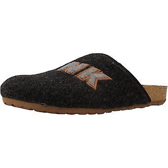 Nordikas Home Shoes 1301 Color Black