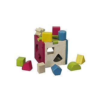 Primi PassiPP1055 puzzel kubus-one size