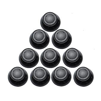 Zedlabz concave analog thumbsticks grip sticks for microsoft xbox 360 controllers - 5 packs of 3 black