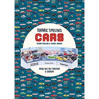 Terrific Timelines Cars by Richard Ferguson