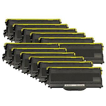TN-2150 TN360 Black Premium Toner (Set of 12)