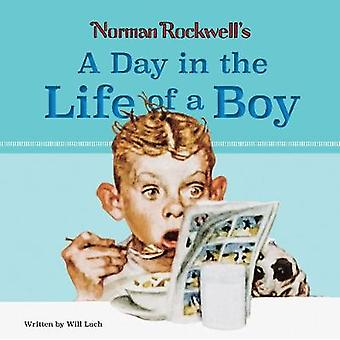 Norman Rockwell's - A Day in the Life of a Boy by Norman Rockwell - 97