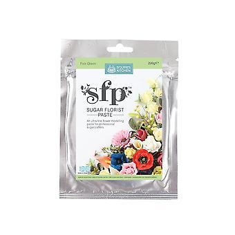 Squires Kitchen Squires Sugar Florist Paste (SFP) - Pale Green - 200g