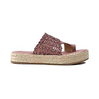 BareTraps Boyde Women's Sandals & Flip Flops Dusty Rose Size 8 M (BT26489)