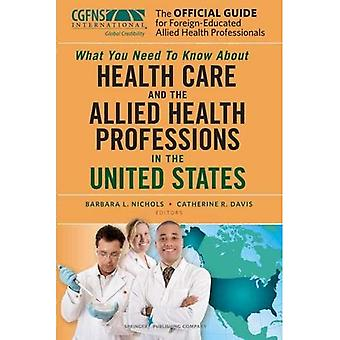 Den officiella guiden för utländska utbildade vårdpersonal: Vad du behöver veta om vårdpersonal i USA