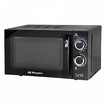 Microwave with Grill Obergozo MIG2031 20 L 700W Black
