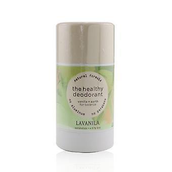 Lavanila Laboratories The Healthy Deodorant - Vanilla + Earth 57g/2oz